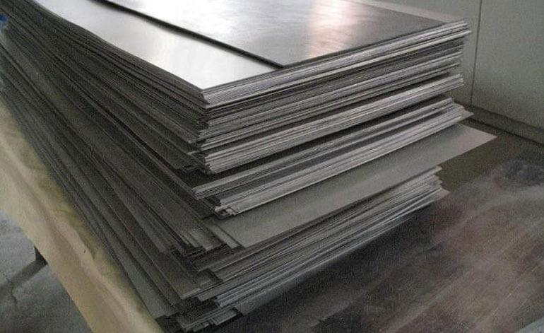 مراحل تولید ورق های آهن
